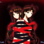 Wallpaper Ambreworld – White Nath / Black Nath