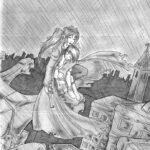 Sous la Pluie – Natasha et Cynthia