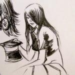 Alice & Neige, par Pleiades