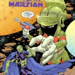 Martian Manhunter / Marvin the Martian (2017)