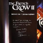 Festival BD Boum, 23ème Édition – Dédicace Team French Crow