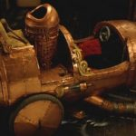 Éléments Steam dans Le Fantôme de l'Opéra (1998)