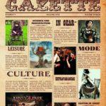 The Steampunk Gazette