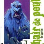 Chair de Poule… En comics !
