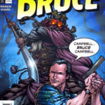 My Name is Bruce, le comic-book