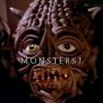 The Twilight Zone (1.15a) – Monsters ! (1986)