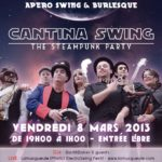 Cantina Swing: The Steampunk Party