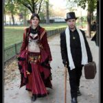 Project LXG – Rassemblement National Vaporiste, Steampunk et Victorien