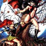 Vampirella vs. Fluffy the Vampire Killer (2012)