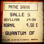 007 – Quantum of Solace