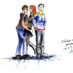 Dr. Poulet: Les trois héros