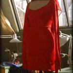 Le Bazar du Bizarre – Robe Rouge Maudite
