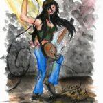 Natasha, Danseuse et Guitariste