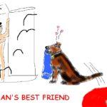 Man's Best Friend Title Card