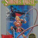 Castlevania II: Simon's Quest (1987, NES)