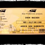 Iron Maiden – Somewhere Back in Time World Tour