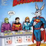 Legion of Super-Heroes / Bugs Bunny (2017)