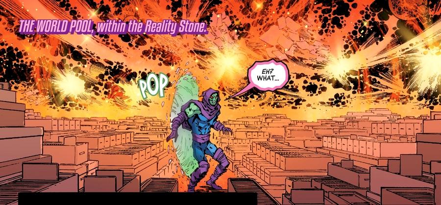 Un truc vaguement intéressant à propos du Marvel Universe