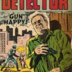 Crime Detector #5 – Ultimate Destiny (1954)