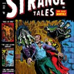 Strange Tales #21 – The Man Who Cried Vampire ! (1953)