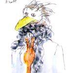 Dr. Poulet: Le costume