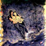 Premutos et Sylia au Clair de Lune
