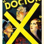 Doctor X (1932)   Version Technicolor